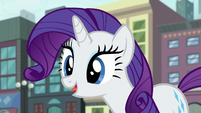 Rarity --that really is the perfect gift for Maud!-- S6E3