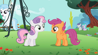 Scootaloo and Sweetie Belle S2E06