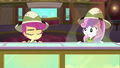Scootaloo shakes her head at Sweetie Belle SS11.png