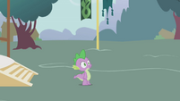 Spike -wish the same thing were true of scrolls- S1E05