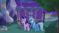 Trixie --I'm just a performer!-- S6E25