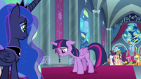 "Twilight ""and because of me"" S9E2"