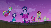"Twilight ""doesn't just exist in Equestria"" EG"