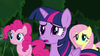 "Twilight ""it's fine to look up to Daring Do"" S4E04"
