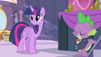 Twilight 'Of course!' S4E13