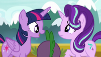 Twilight --your first friendship lesson is-- S6E1