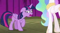 "Twilight Sparkle ""I got so stressed!"" S8E7"