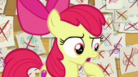 Apple Bloom --I guess that changes things-- S6E4