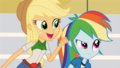 """Applejack """"The Rainbooms are the band to beat"""" EG2.png"""