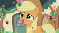 "Applejack ""what a great tradition"" S5E20"