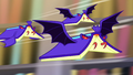 Bat-winged books fly after Twilight S5E13.png