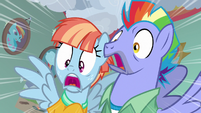 Bow and Windy in complete shock S7E7