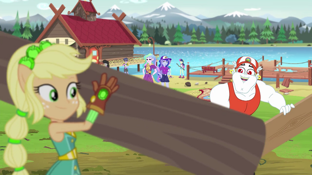 File:Campers help fix up Camp Everfree EG4.png