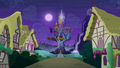 Castle of Friendship exterior nighttime S6E25.png