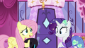 """Fluttershy """"what if I just wear the dress?"""" S5E21.png"""