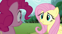 Fluttershy 'I know I promised' S3E3