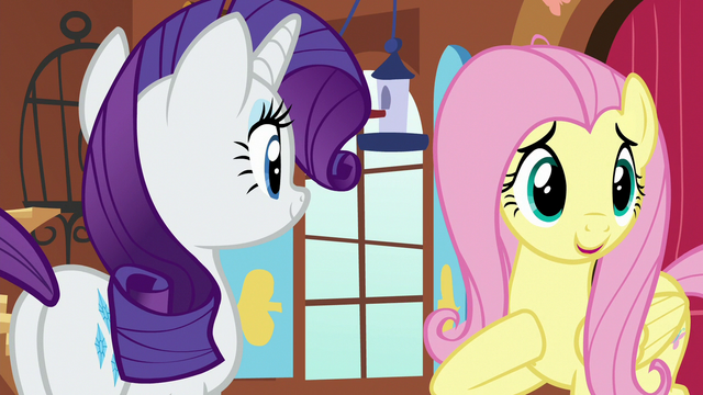 File:Fluttershy thanks her friends for recommendations S7E5.png