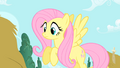 """Fluttershy to Twilight """"The Everfree Forest?"""" S1E17.png"""