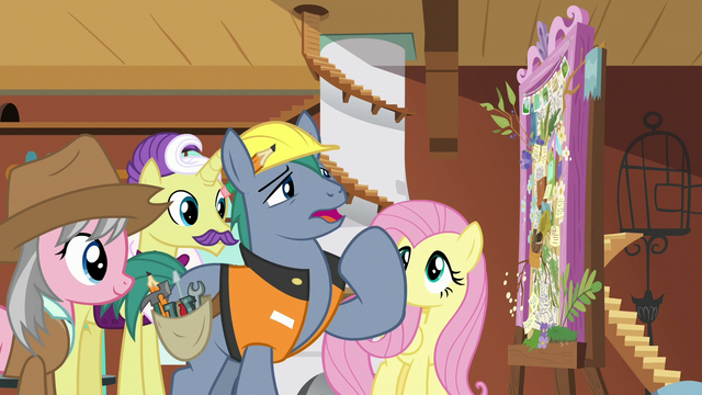 "File:Hard Hat ""doesn't look like an animal hospital"" S7E5.png"