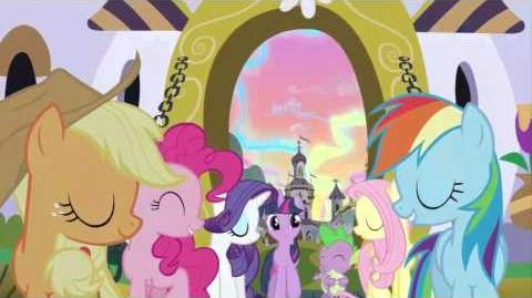 MLP FiM BGM - The Success Song