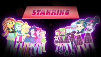 Mane 6 vs shadow 6