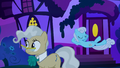 Mayor Mare and Shoeshine in the dream S5E13.png