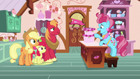 Mrs. Cake -convinced me to pursue baking- S7E13