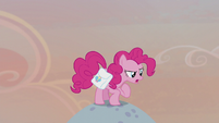 "Pinkie Pie ""I'll just be a second"" S5E20"