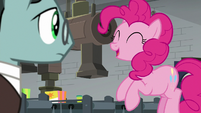 "Pinkie Pie ""I'm a party pony!"" S9E14"