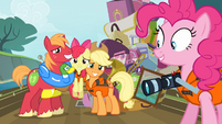 Pinkie Pie 'Ooh, that's another keeper!' S4E09
