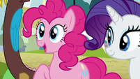 Pinkie Pie --I love important!-- S5E22