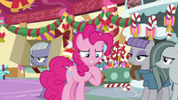 Pinkie Pie starting to lose hope MLPBGE