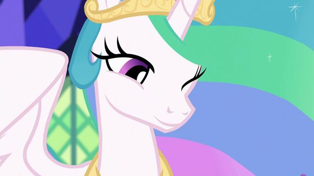File:Princess Celestia winks at Twilight again S7E1.png