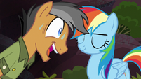 """Quibble Pants """"that was awesome!"""" S6E13"""