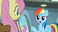 Rainbow Dash -wait 'til you get to- S9E21