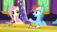 Rainbow Dash -who does that-- S5E3