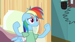 Rainbow Dash Hospital Discharge 1 S2E16