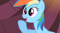 Rainbow Dash c'mon you guys S2E9