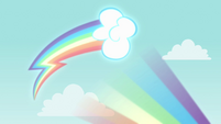 Rainbow Dash cutie mark spotlight S4E12