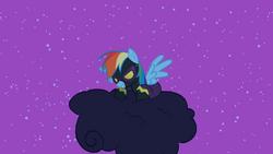 Rainbow on thundercloud S2E04