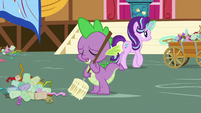 "Spike ""never want to see me again"" S7E15"