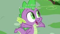 Spike -you can use 'em anywhere- S8E24
