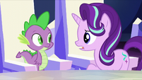Starlight --protect it from what--- S6E1