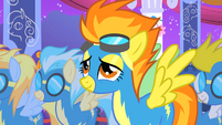 The Wonderbolts Spitfire S01E26