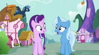 Trixie --I spend a lot of time on the road-- S6E6