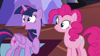 "Twilight ""Nothing to worry about"" S5E11"