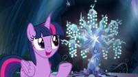 "Twilight Sparkle ""Equestria is safe"" S9E1"