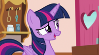 "Twilight Sparkle questioning ""seventy-third?"" S7E23"