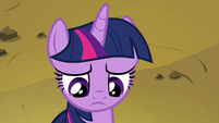 Twilight thinking S4E26