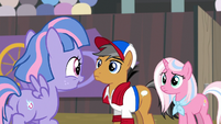 """Wind Sprint """"this is so great!"""" S9E6"""